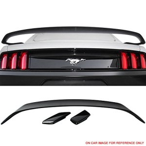 GT350 Style V2 Trunk Spoiler Wing | 2015-2019 Mustang