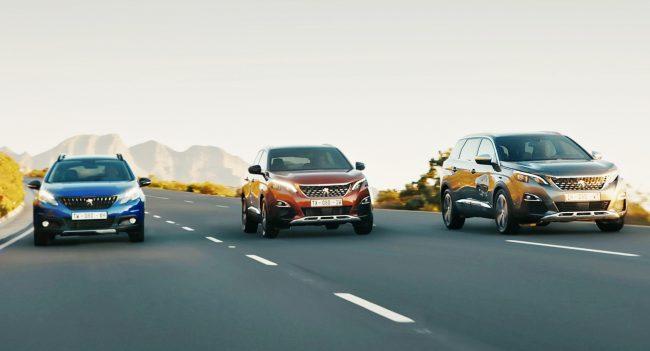 Image 1 - Peugeot SUV Range