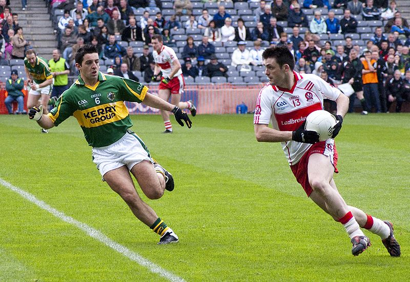 Sports injury prevention is key in GAA sports to maintaining fitness.