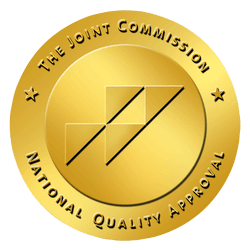 National Quality Approval Seal - The Joint Commission