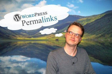 WordPress Permalink Struktur