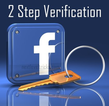 Enable 2 Steps Verification Method in Facebook - Also in India