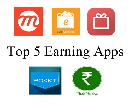 Top 5 Free Recharge Apps for Android in 2015 - 2016