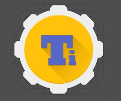 TitaniumBackup - Best Root Apps