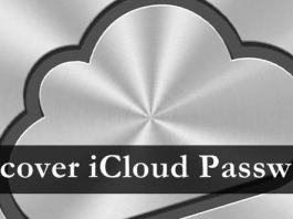 How to Recover iCloud Password and Apple ID ?