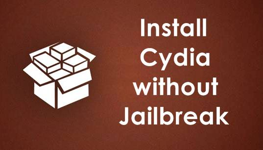Install Cydia without Jailbreak in iPhone / iPad