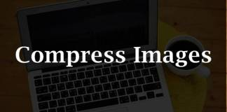 Best Ways To Compress Images