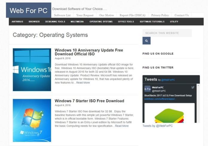 Top Best Windows Download Sites