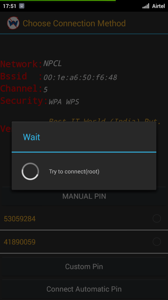 How to Hack WiFi Password on Android Phone