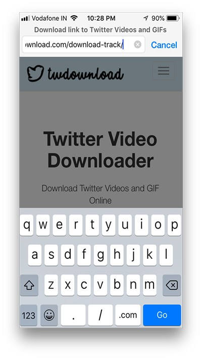 Unique Ways to Download Twitter Videos on iPhone