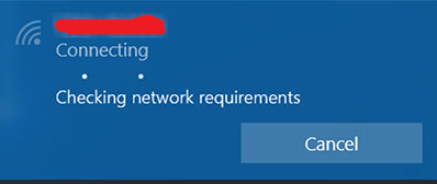 "Fix Stuck at ""Checking Network Requirements"" in Windows 10 PC"