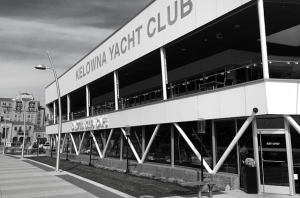 Kelowna Yacht Club Commercial Building Maintenance