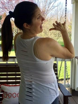 Yoga Club Glyder tank top