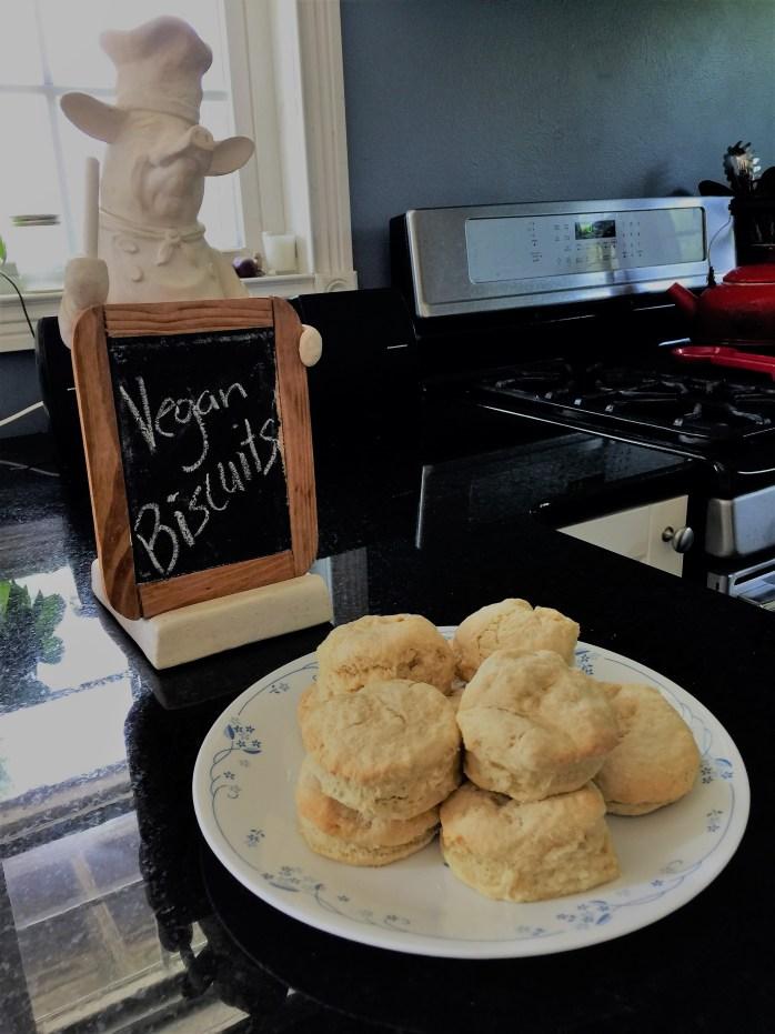 vegan biscuite voila