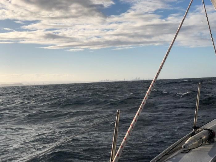 De ballina à gold coast