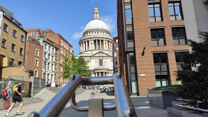 London day 4 : saint paul's cathedral et 1001 autres trucs