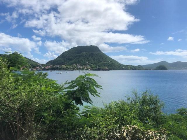 Direction les îles des saintes 20 miles