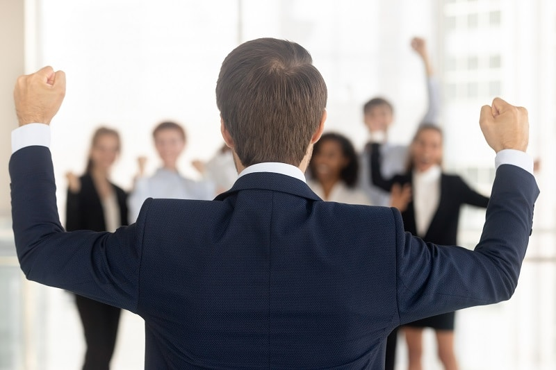 Be a strong leader and a constant student - Successful businessman