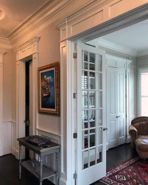 title | Interior Door Trim Ideas