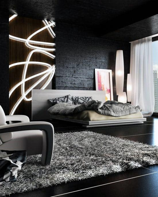 3 Of The Most Proper Mens Mesmerizing Bedroom Ideas