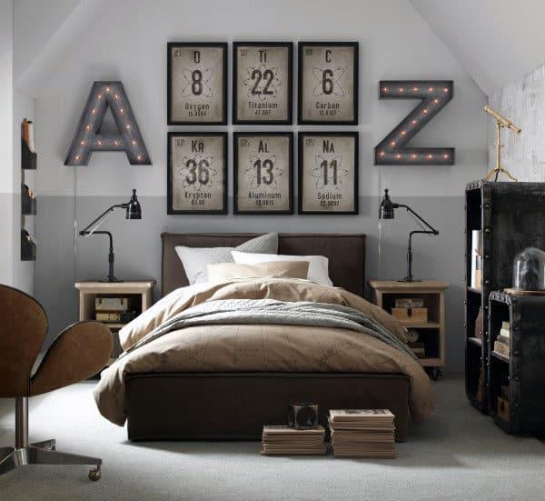 60 men s bedroom ideas masculine