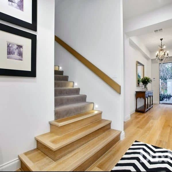 Top 60 Best Staircase Lighting Ideas Illuminated Steps | Interior Design For Staircase Wall | Side Wall | Cladding | Outside | 2Nd Floor | Under Stair