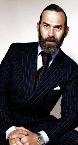 Beard Job Interview
