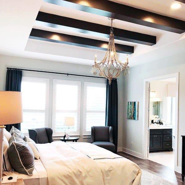 Top 50 Best Trey Ceiling Ideas Overhead Interior Designs