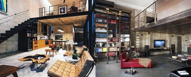 Men's Home Interior Design
