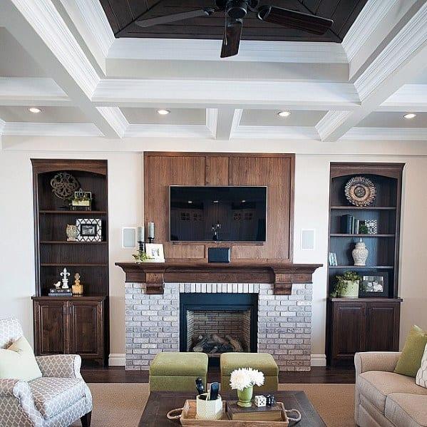 Top 70 Best Crown Molding Ideas Ceiling Interior Designs