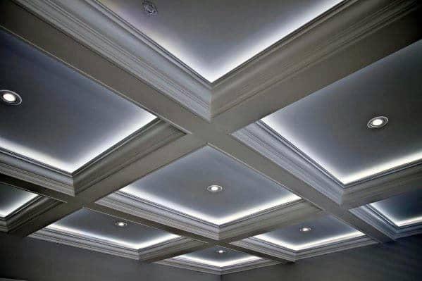 top 40 best crown molding lighting