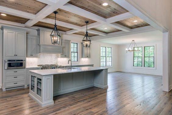 Top 60 Best Wood Ceiling Ideas