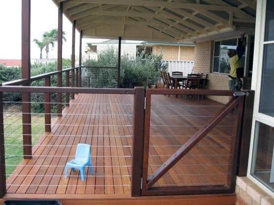 Deck Railing Wire