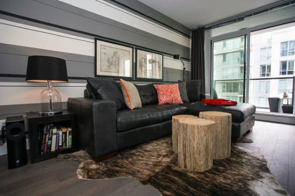 60 Bachelor Pad Furniture Design Ideas For Men Masculine Interiors Part 57