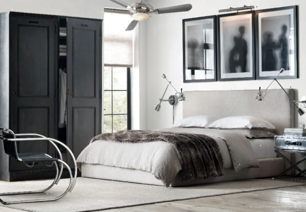 Cool Bedrooms For Gentlemen