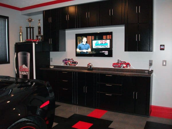 100 Garage Storage Ideas For Men Cool Organization And