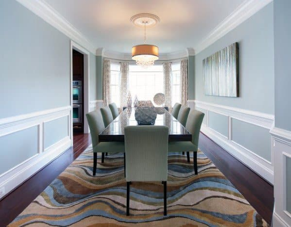 Top 70 Best Chair Rail Ideas Molding Trim Interior Designs
