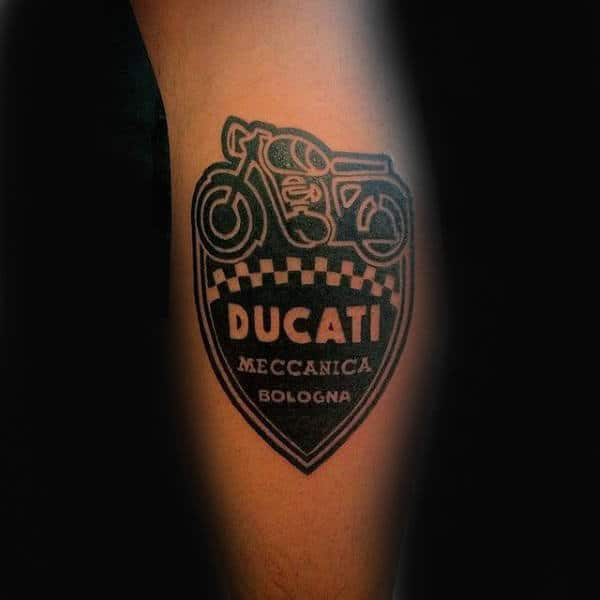 70 Biker Tattoos For Men Manly Motorcycle Ink Design Ideas