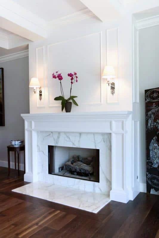 Top 60 Best Fireplace Mantel Designs Interior Surround Ideas