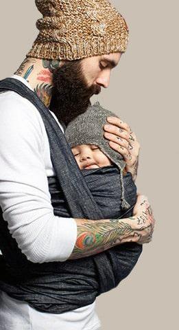 Father Grown Beard