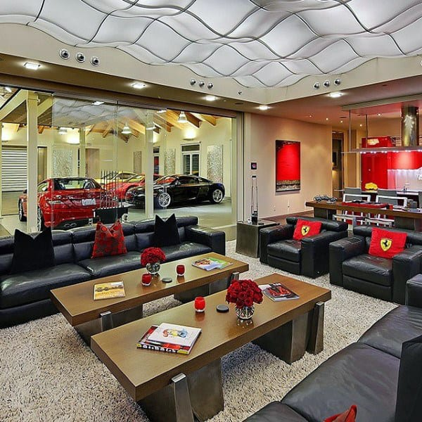Top 100 Best Dream Garages For Men Places You Ll Want To