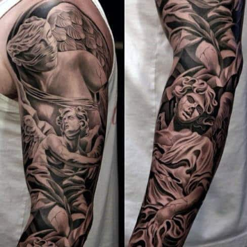 Full Sleeve Tattoo Designs For Men