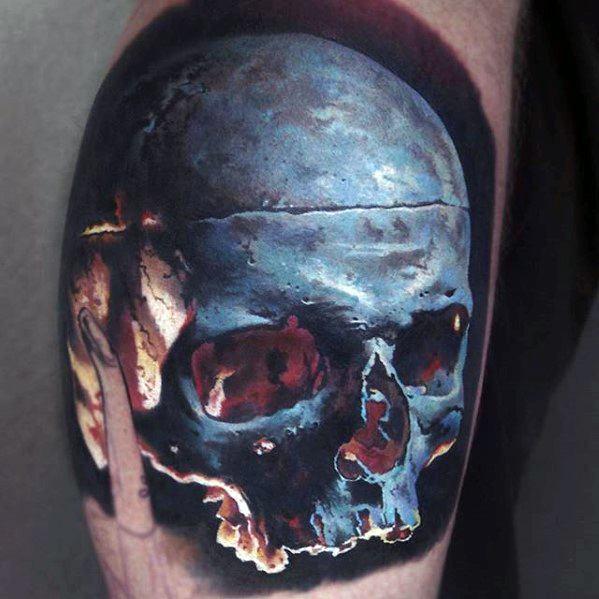 60 Epic Tattoo Designs For Men Legendary Ink Ideas