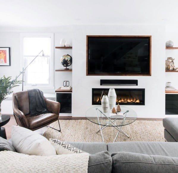Small Living Room Ideas With Tv On Wall Novocom Top