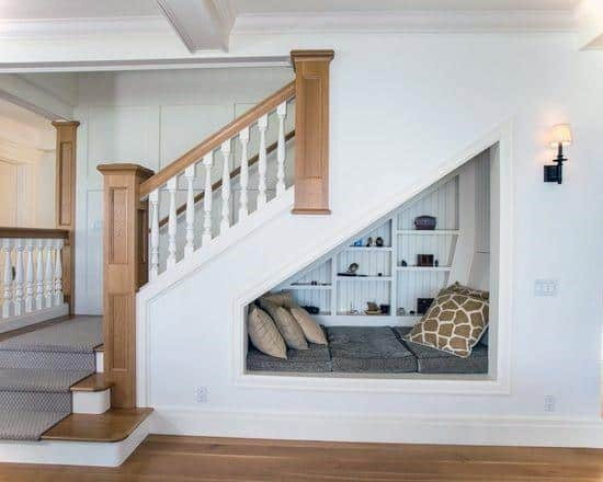 Top 70 Best Under Stairs Ideas Storage Designs | Best Stairs For Small Spaces | Real Simple | Clever | Table Convert | Space Saving | Attic