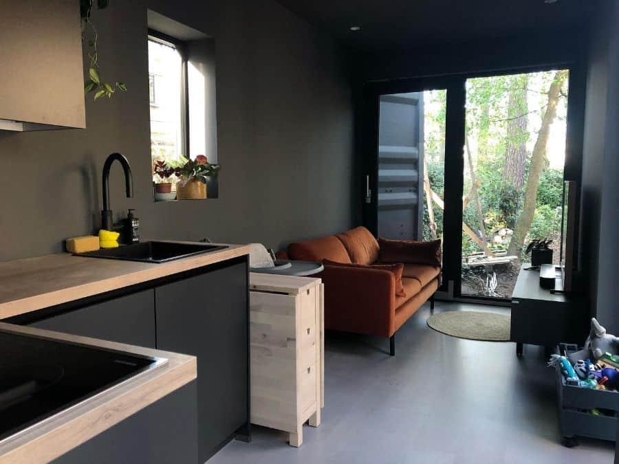 Container House Interior Design Ideas