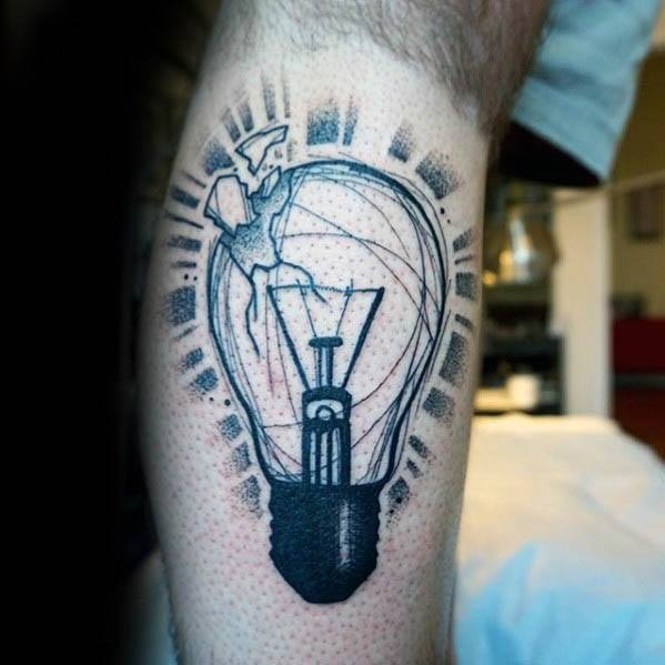 Break Light Bulb