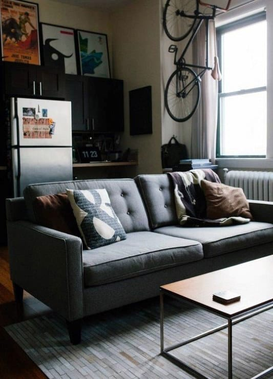 Simple Living Room Decorating Ideas Apartments