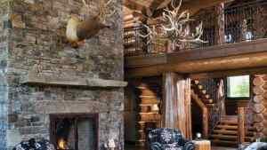 Top 70 Best Stone Fireplace Design Ideas Rustic Rock