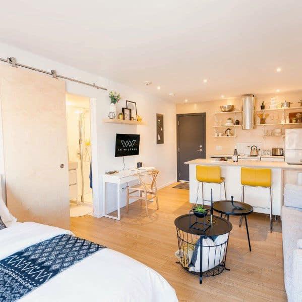 Luxury Studio Apartment Ideas